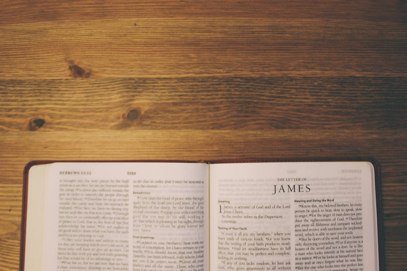 Do Paul and James Disagree on Justification by Faith Alone?