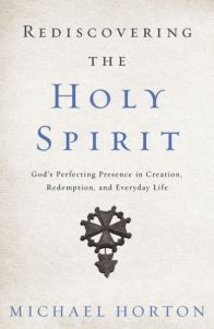 The cover of 'Rediscovering the Holy Spirit'
