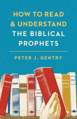 How Not to Be Intimidated by the Biblical Prophets