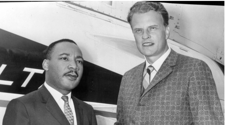 The Day Martin Luther King Jr. Prayed at the Billy Graham New York Crusade