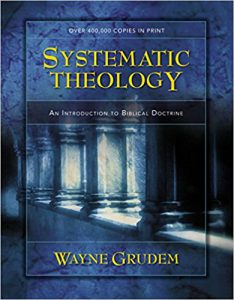 Cover of Systematic Theology by Wayne Grudem