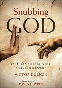 The cover of 'Snubbing God'