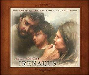 The cover of 'Irenaeus'