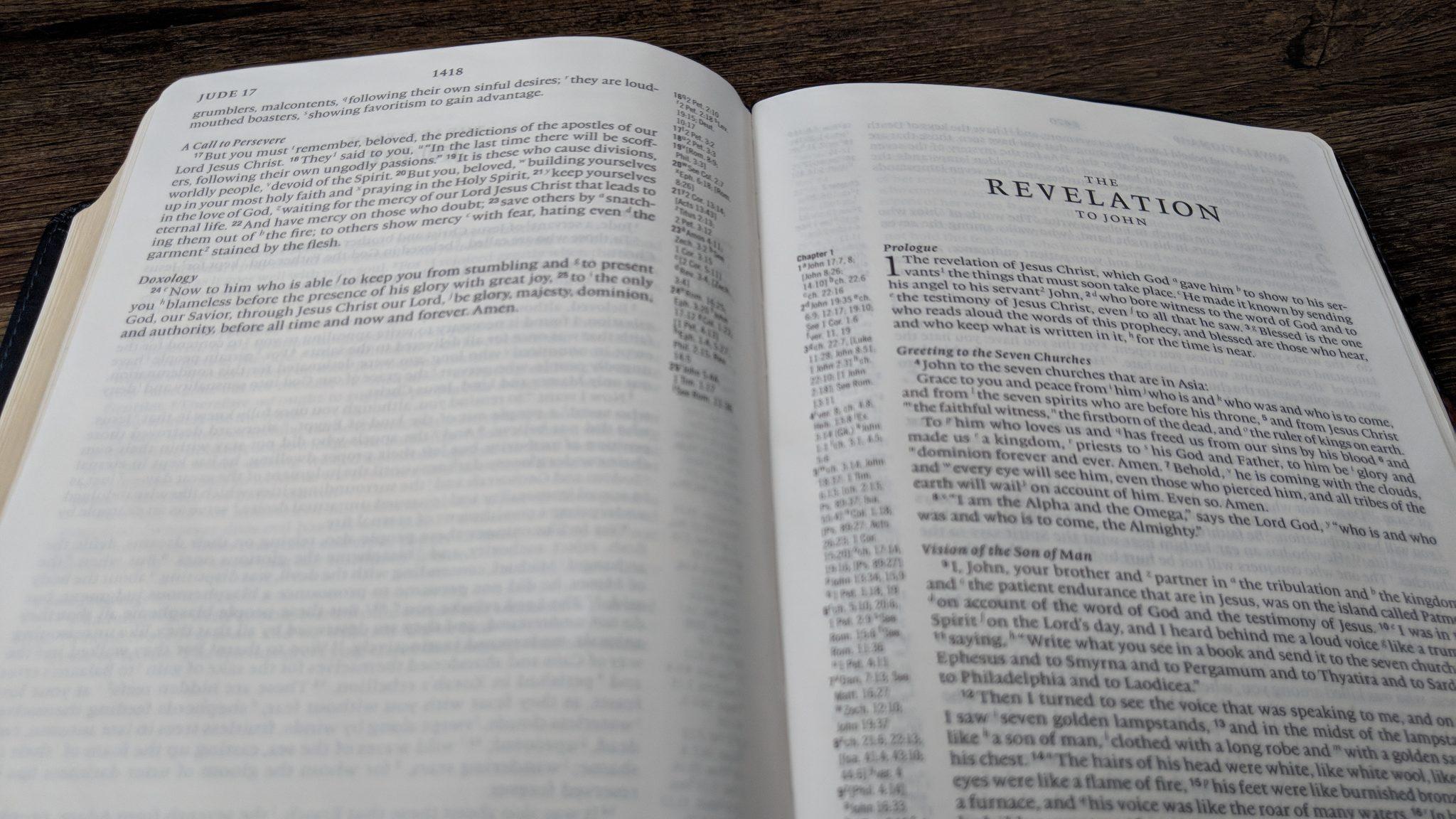 TGC Courses | Revelation