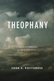 The cover of Theophany: A Biblical Theology of God's Appearing