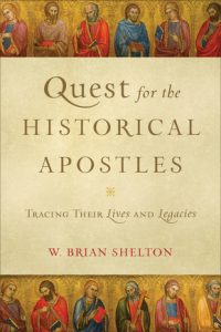 Cover of Quest for the Historical Apostles