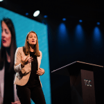Mary Willson at the 2018 TGC Women's Conference