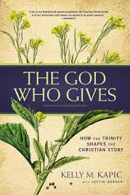 Cover of The God Who Gives