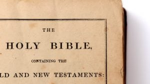 Three Myths about the King James Bible