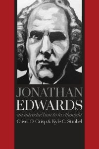 The cover of Jonathan Edwards and Introduction to His Thought