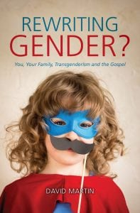 The cover of Rewriting Gender?