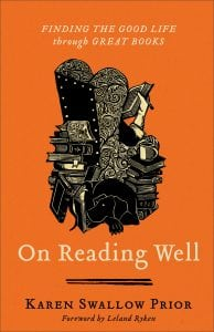 Cover of On Reading Well by Karen Swallow Prior