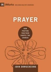 Cover of prayer by John Onwuchekwa