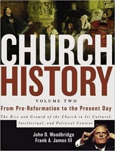 Cover of Church History Volume 2
