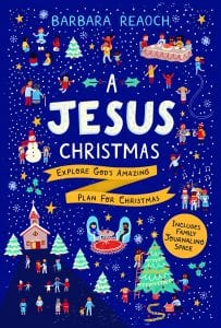 Cover of A Jesus Christmas