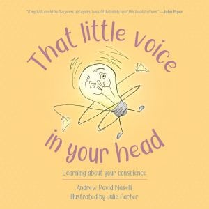 The cover of That Little Voice in Your Head