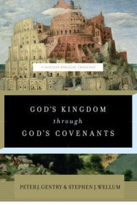 Cover of God's Kingdom through God's Covenants