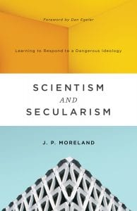 Cover of Scientism and Secularism