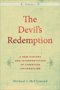 The cover of The Devil's Redemption