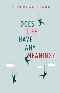 Cover of Does Life Have Any Meaning?