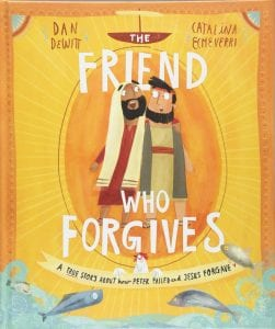 Cover of The Friend Who Forgives