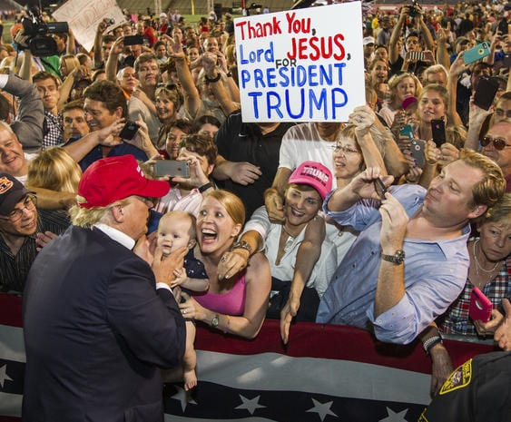 Stop Saying 81% of White Evangelicals Vote for Trump (It Was Probably Less Than Half)