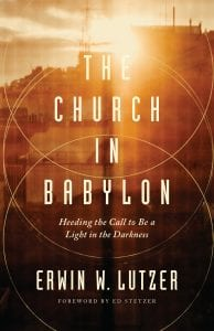 Cover of the Church in Babylon