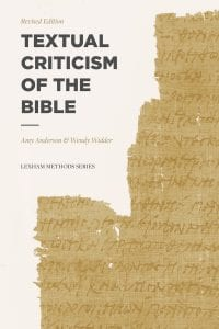 Cover of Textual Criticism of the Bible