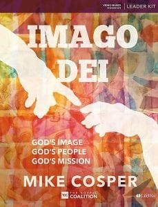 Cover of Imago Dei by Mike Cosper