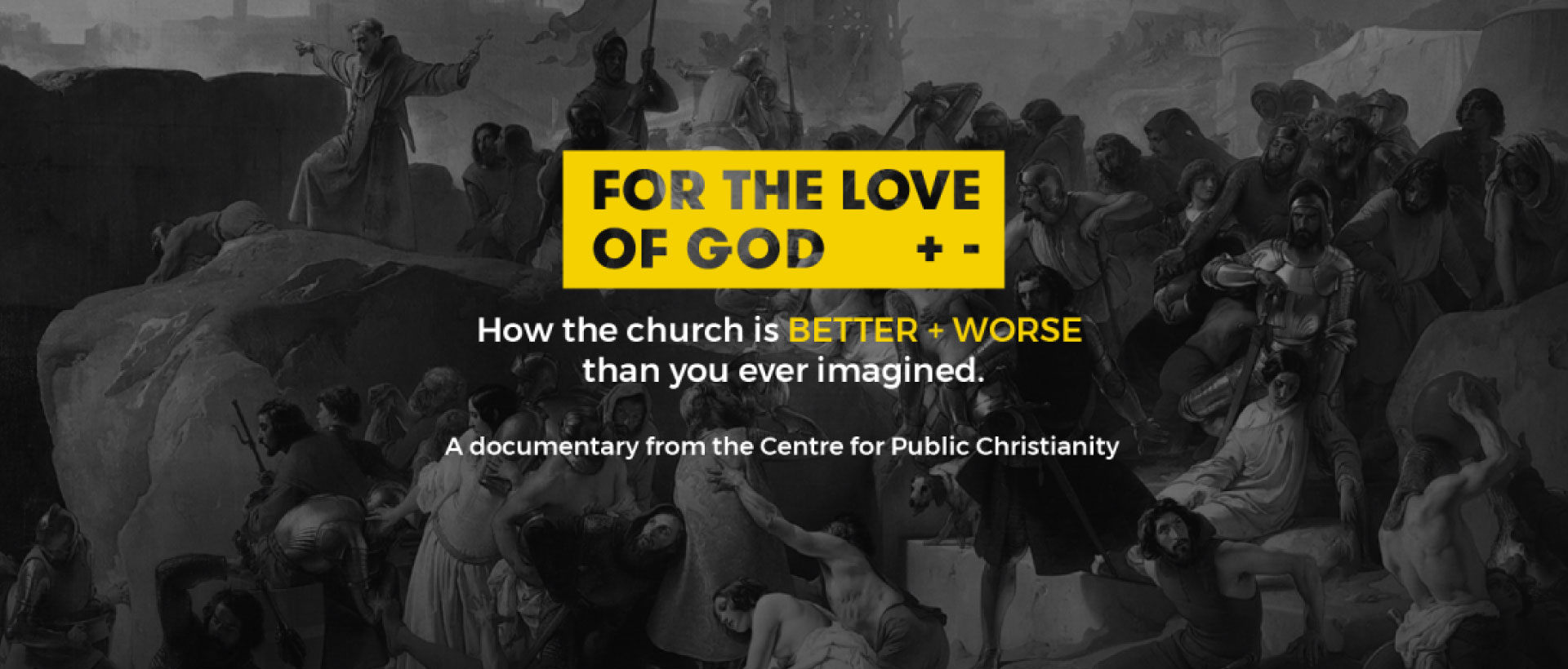 New Documentary Reckons with Christianity's Spotty History