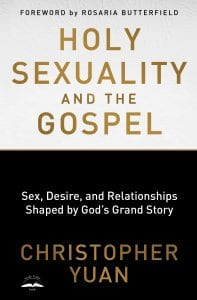 Cover of Holy Sexuality and the Gospel