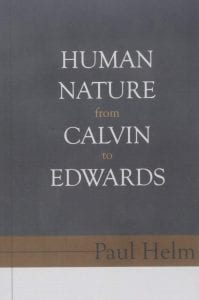 Cover of Human Nature from Calvin to Edwards