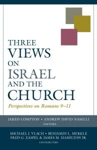 Cover of Three Views on Israel and the Church