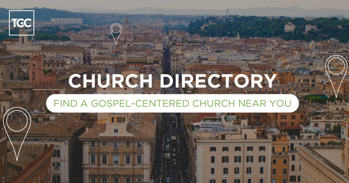 The Gospel Coalition – Church Directory