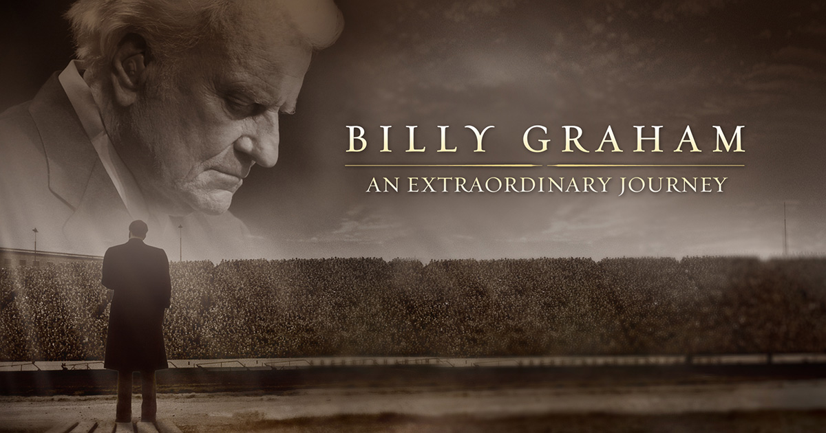 A New Billy Graham Documentary Is Now Available on Netflix