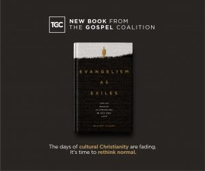 Evangelism As Exiles Book
