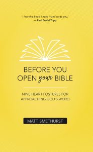 Cover of Before You Open Your Bible