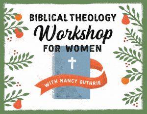 Biblical Theology Workshop