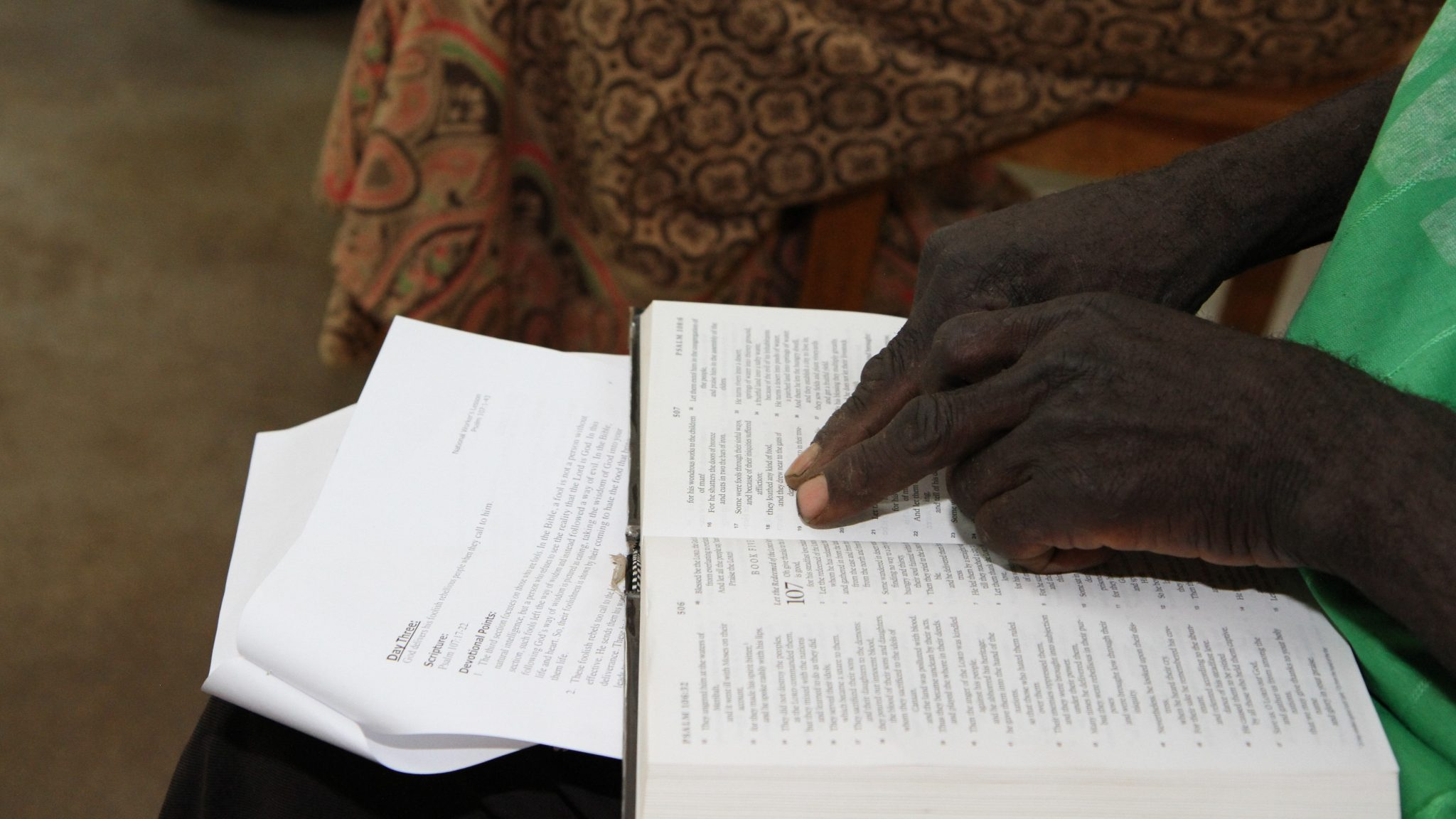 Why the World's Longest Reformed Bible Study Started in Africa