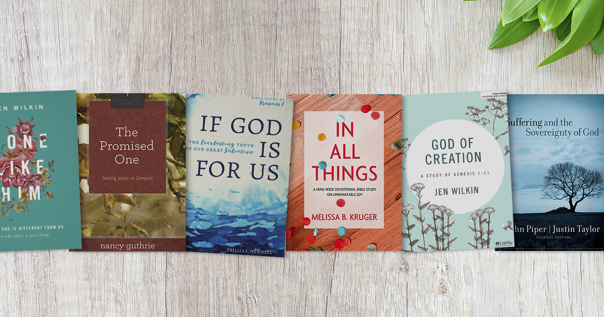 Need a Fall Women's Bible Study? Try One of These