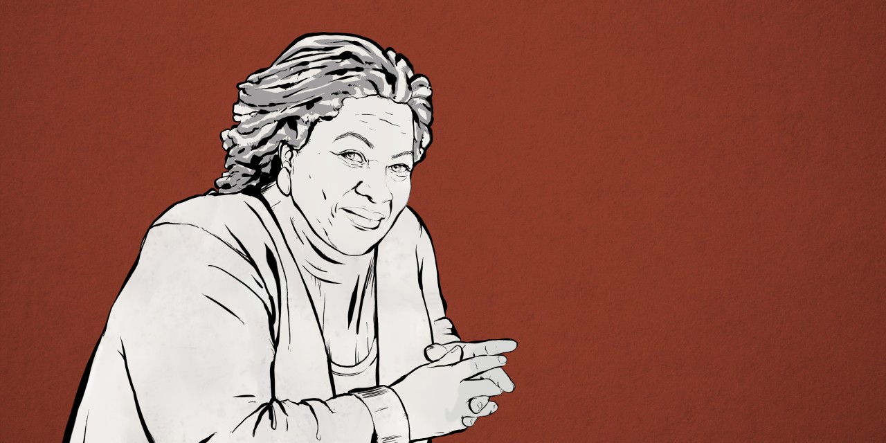 Toni Morrison's America