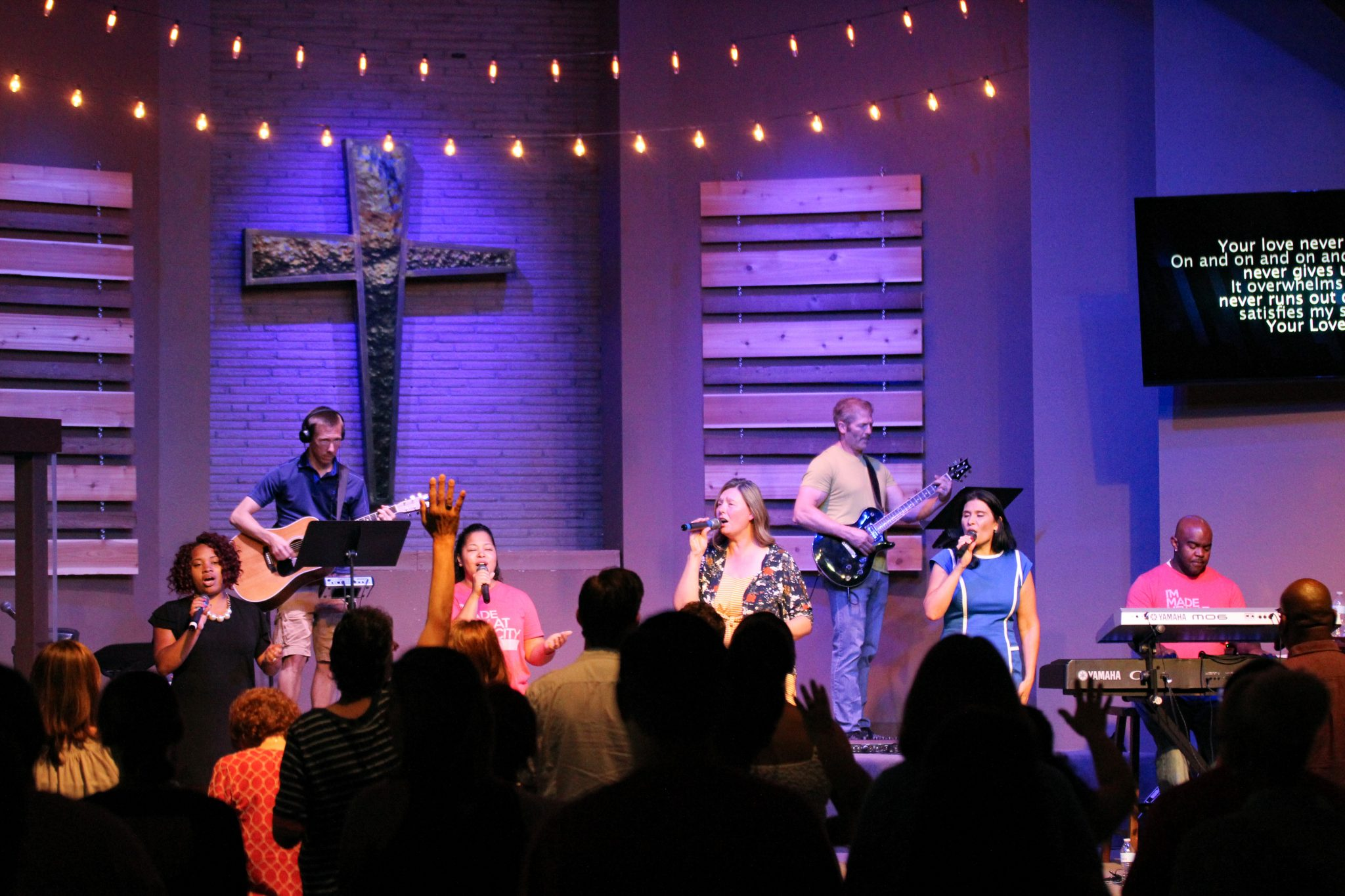 Image result for Christian Unity: Black and White Churches Merge to Become New City Church