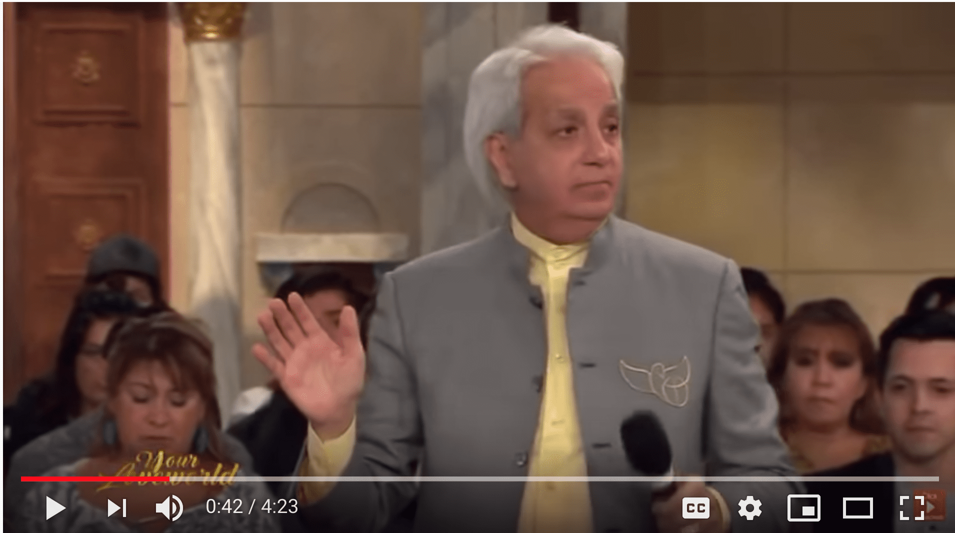 'The Gospel Is Not for Sale': Is Benny Hinn Abandoning the Prosperity Gospel?