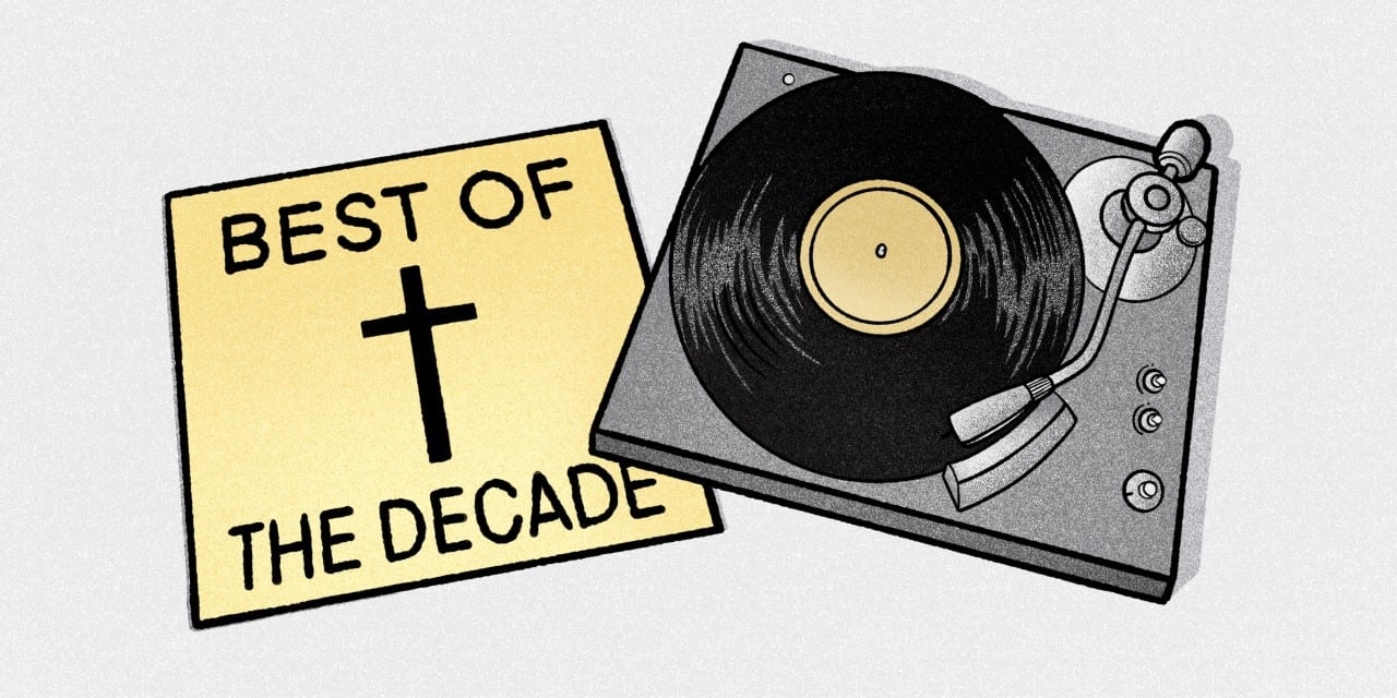 The Best Christian Albums of the 2010s
