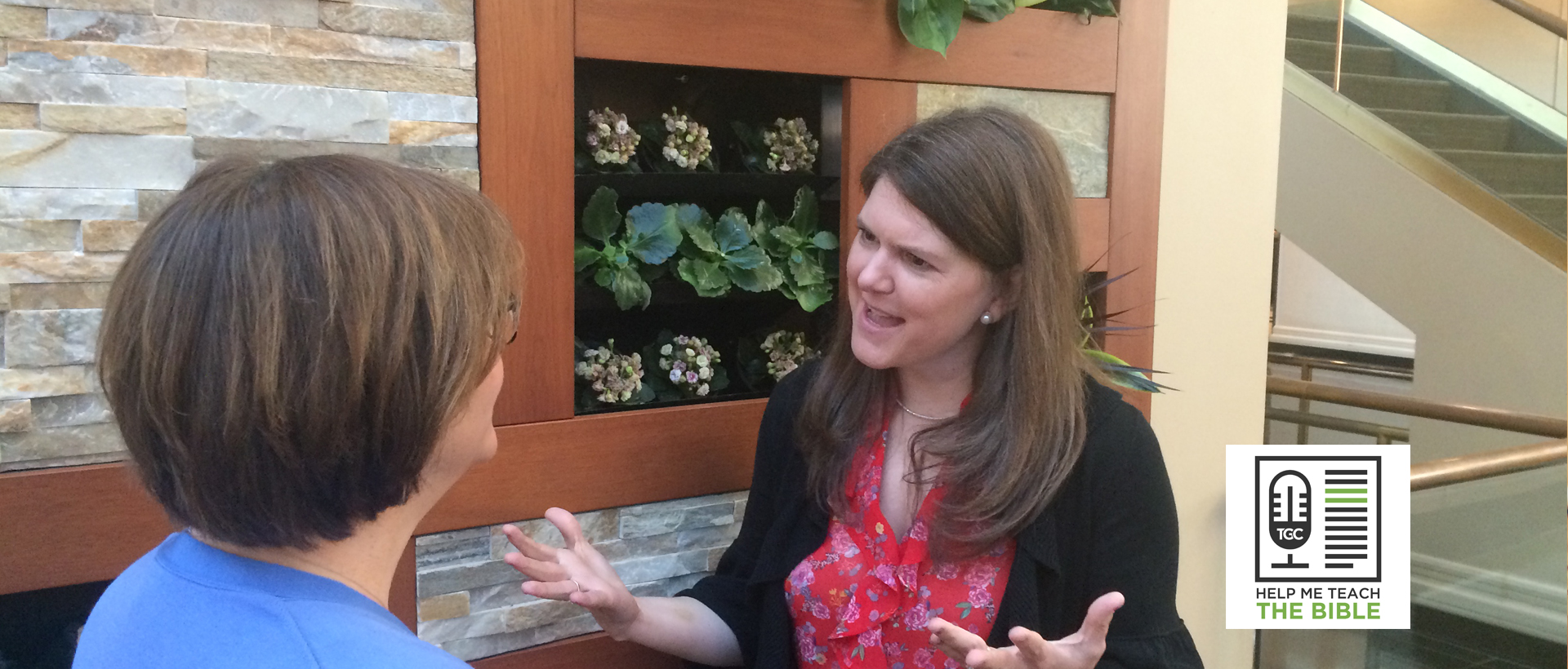 Melissa Kruger on Asking Better Questions