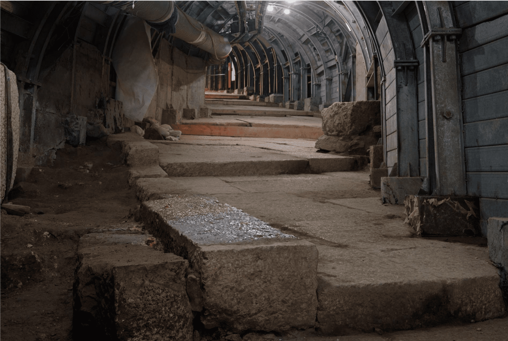 Was the Road in Jerusalem Discovered by Archaeologists Really Built by Pontius Pilate?