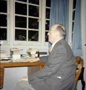 C. S. Lewis's Last Written Word: We Have No Right to Happiness