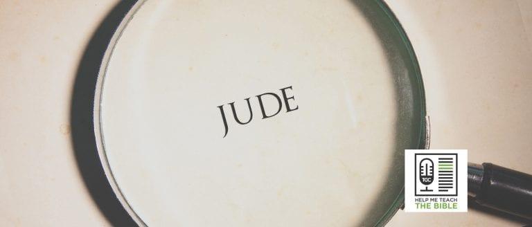 David Helm on How to Teach Jude