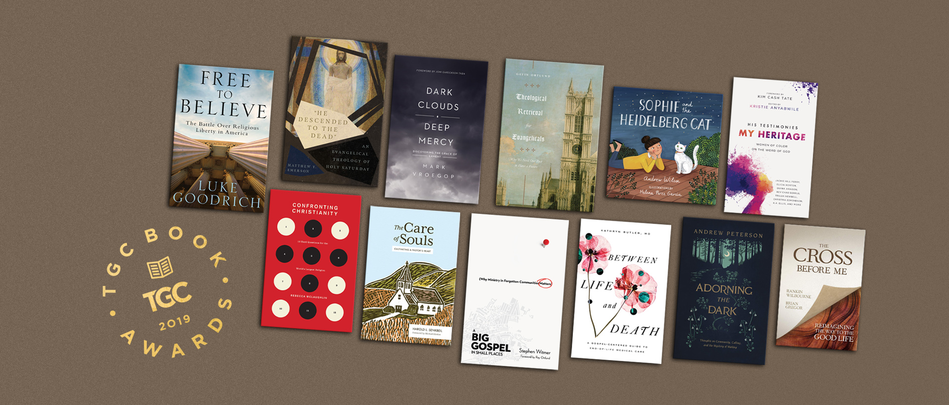 The Gospel Coalition 2019 Book Awards