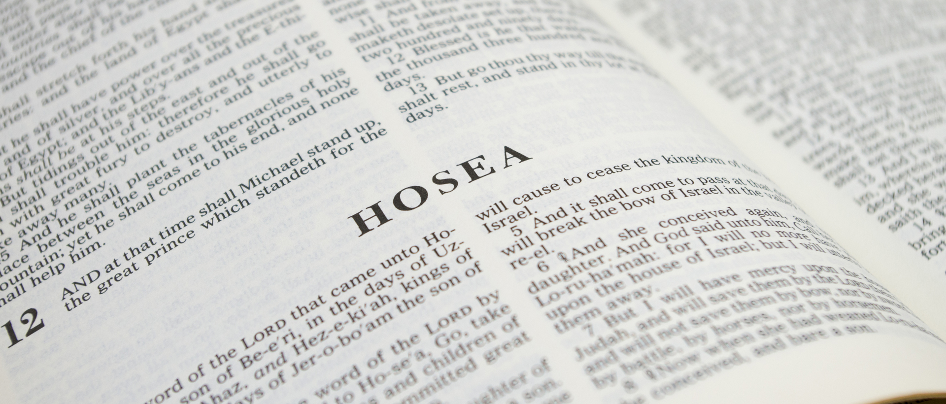David Murray on Teaching Hosea